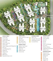 The Parc Condo Floor Plan Bellewoods Site Plan