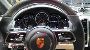 Porsche Cayenne Redesign - 2015 porsche cayenne turbo s facelift surprise unveiling in