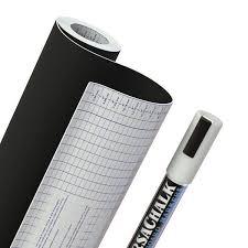 self stick paper chalkboard contact paper black vinyl self adhesive versachalk