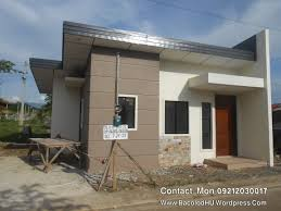 2br bungalow 1 45m bacolod homes unlimited house u0026 lot for sale