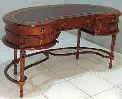bureau style louis xvi bureau style louis xvi en bois acajou anglais victorien secretaire