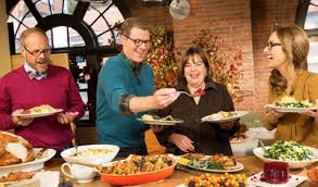 top 5 food network chefs to for thanksgiving