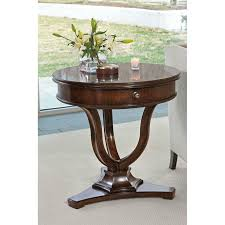 stanley furniture 193 15 14 avalon heights neo deco lamp table in