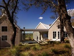 Contemporary Farmhouse Breathtaking Modern Farmhouse Style Retreat In Napa Valley 2015