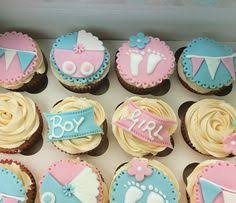 cupcakes with storybook pins unisex baby shower storybook theme