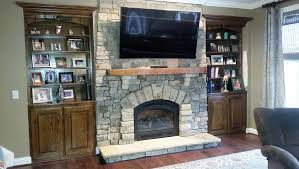custom bookcases and wall units gary forte woodworking