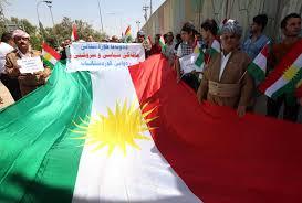 Kurdish Flag Iraq U0027s Kurds Move Towards Independence Amidst Regional Strife Time