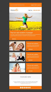 Responsive Email Template Download by 15 Awesome Free Email Templates To Download Free Email