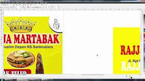 desain gambar neon box branding neon box menggunakan coreldraw x5 youtube