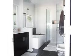 bathroom with subway tile modern master bathroom the final one room challenge reveal