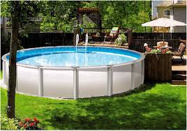 above ground swimming pools u2014 home landscapings above ground