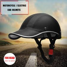 footwear for motorcycle half helmet baseball cap style safety hard hat open face for
