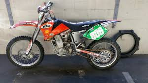 ktm 525 sx motorcycles for sale
