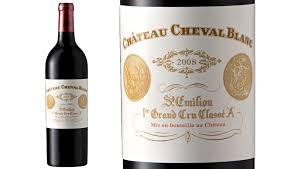 wine legend château cheval blanc château cheval blanc 2008 émilion robb report
