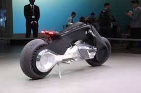 bmw bike concept bmw concludes 100th birthday tour in la with new motorcycle