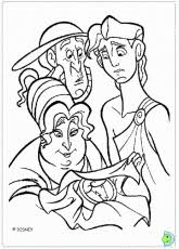 hercules coloring page agunkwauk hercules coloring pages coloring home