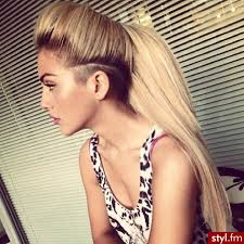 long sided hair cuts to the back best 25 shaved side hair ideas on pinterest shaved side