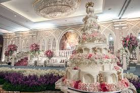 cake wedding are these the most elaborate wedding cakes of all time daily