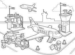 fire station coloring pages 23630 bestofcoloring