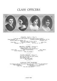 clinton high school yearbook the clintonia 1919