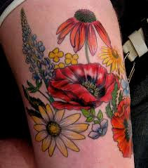 flower tattoos and their meaning richmond shops