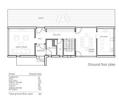 modern style house plan 3 beds 2 50 baths 1752 sq ft plan 552 3