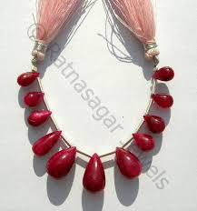 gemstone beads necklace images Wholesale ruby gemstone beads ratna sagar jewels jpg