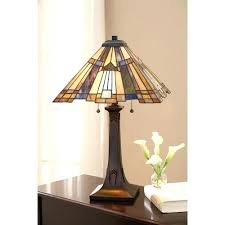 Tiffany Table Lamp Shades Table Lamp Stained Glass Lamp Shades Ebay Stained Glass Lamp
