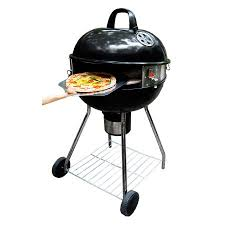 Backyard Grills Walmart - pizzacraft pizzaque deluxe kettle grill pizza oven conversion kit