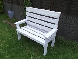 bench pallet garden bench one wood pallet garden bench furniture