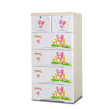 plastic storage cabinets with drawers watson puzzle baby child wardrobe plastic storage box drawer cabinet