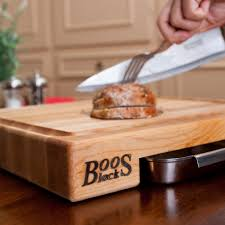 Boos Block Cutting Boards Maple Newton Prep Master I W Groove Stainless