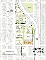 floor plan for new homes ucsf moves forward with plans for new general hospital research