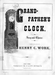 Grandpa Clock My Grandfather U0027s Clock Wikipedia
