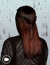 unique hairstyles for long hair long hair style trends u0026 inspiration for women redken