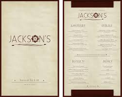 16 restaurant menu cover design ideas images restaurant menu