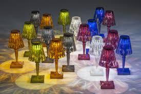 Battery Table Lamp Battery Table Lamp By Ferruccio Laviani For Kartell Sohomod Blog