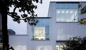 schmidt hammer lassen transformed a boring office building into a