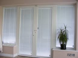 Patio Door Internal Blinds Bifold Doors With Integral Blinds Crystal Clear Bristol Bath