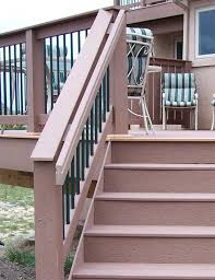 Irc Handrail Requirements Railing Terminations Finish Carpentry Contractor Talk