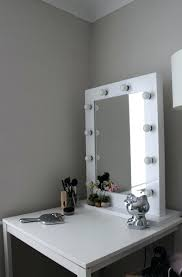 vanity stool ikea makeup with lights and mirror floating cabinets