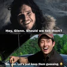 Glenn Meme - the walking dead season 6a meme roundup the walking dead official