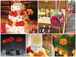 gerbera daisy party inspiration oh my creative