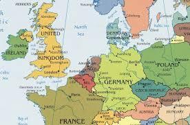 map and belgium map belgium europe major tourist attractions maps