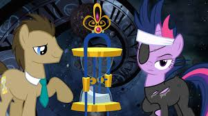 travel pony images Equestria daily mlp stuff overanalyze this time travel in my png