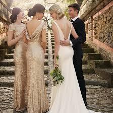 chagne bridesmaid dresses gold glitter bridesmaid dresses new wedding ideas trends