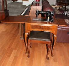 Antique Singer Sewing Machine And Cabinet Is There A Vintage Machine Shop Thread But For Cabinets