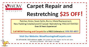 coupons flooring and carpets fort collins co