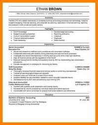 Best Finance Resume by 6 Best Resume For Accountant Cashier Resumes