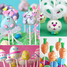 easter cakepops 18 easter cake pops somehow being on a stick makes every dessert